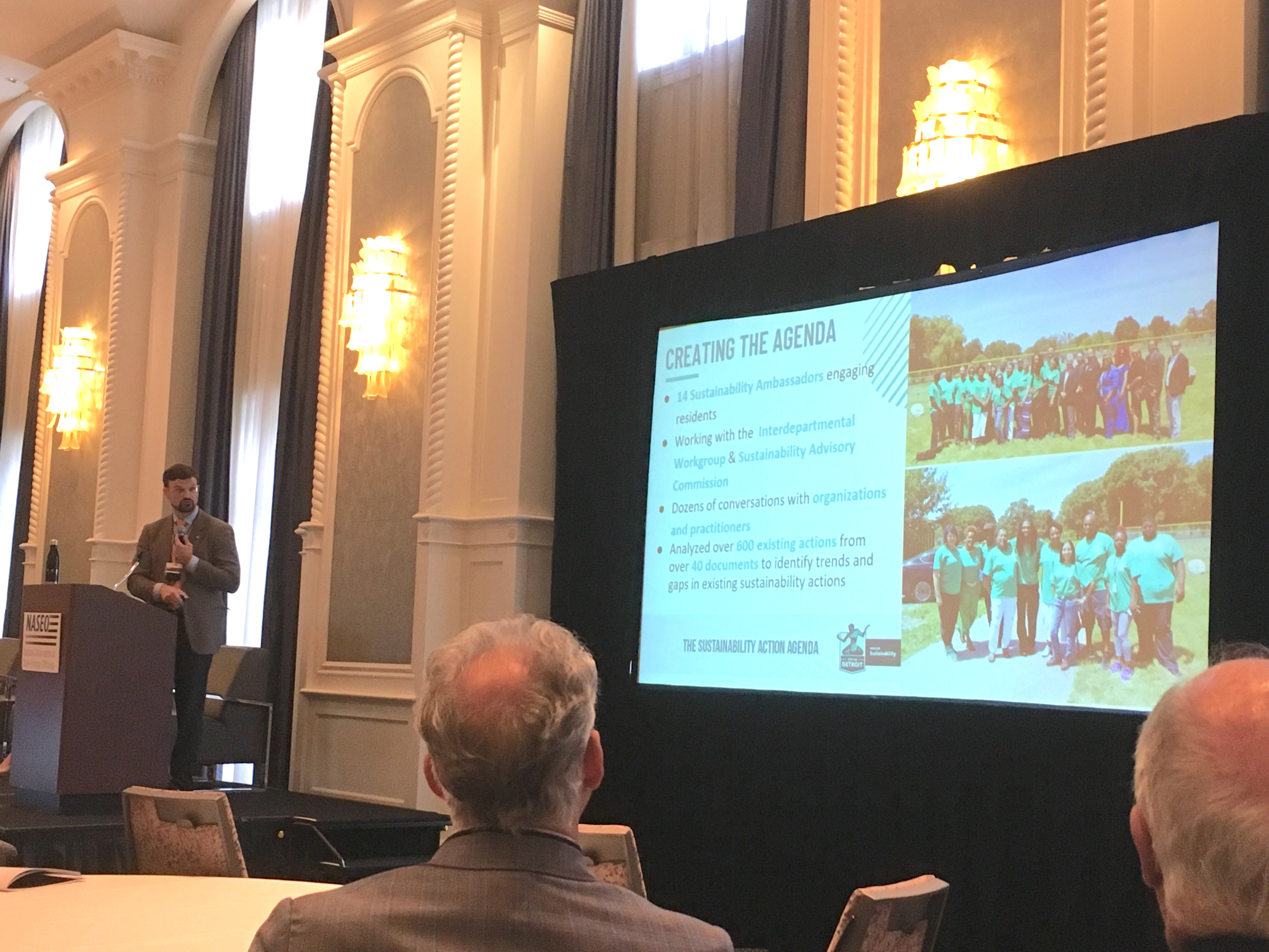 Detroit Sustainability Director Talks Equity, Environment, and Economy at NASEO Annual Meeting